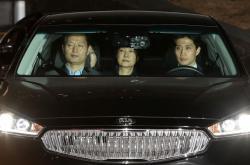 Sesazená jihokorejská prezidentka je ve vazně