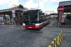 Pražský městský autobus
