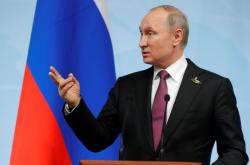 Vladimir Putin na summitu G20