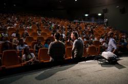 Maciej Pieprzyca uvádí svůj film Jsem vrah
