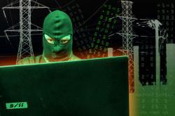 Kyberútok na infrastrukturu