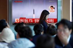 Severní Korea odpálila další raketu