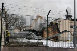 V Rakousku vybuchl plynový terminál