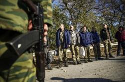 Zajatci v Donbasu