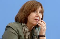 Světlana Alexijevičová