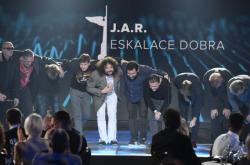 Ceny Anděl za rok 2017: J.A.R.