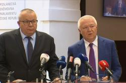 Jiří Mašek a Jaroslav Faltýnek