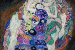 Gustav Klimt / Panna, (1913)