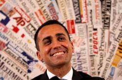 Šéf italského Hnutí pěti hvězd Luigi Di Maio