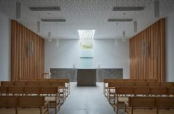 Městská smuteční síň v Dobrušce (Atelier architektury, Šuda - Horský, a.s.)
