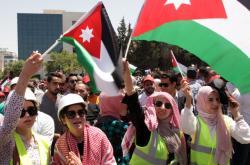 Jordánské protivládní protesty