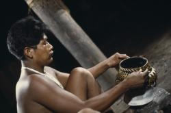 Šaman z Amazonie