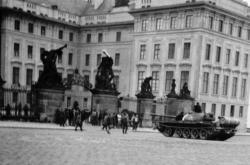 Sovětská okupace 1968