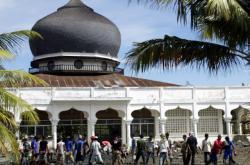 Mešita v Indonésii