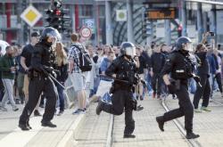 Nepokoje v Chemnitz