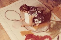Z výstavy Inez Tuschnerová: art protis v umění