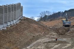 Stavba strakonického obchvatu