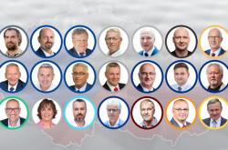 Seenátoři, zvolení ve volbách 2018