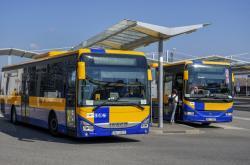 Autobusové nádraží v Břeclavi