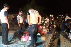 Na Tchaj-wanu vykolejil vlak