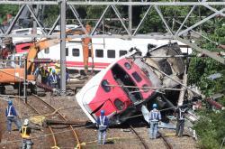 Železniční neštěstí na Tchaj-wanu