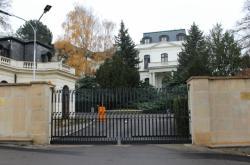 Budova ruského velvyslanectví v Praze