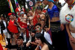 Gayové a lesbičky na Tchaj-wanu