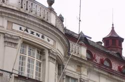 Alžbětiny lázně v Karlových Varech