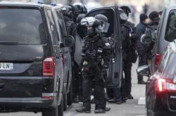 Policie zasahuje ve Štrasburku