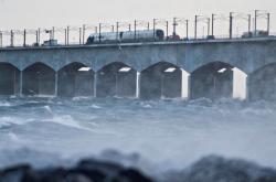 Vlakové neštěstí v Dánsku