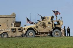 Americká přítomnost v Sýrii
