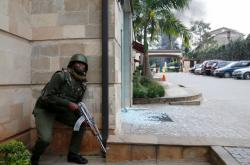 Útočníci obsadili hotel v keňském Nairobi