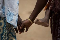 Nigerijští uprchlíci