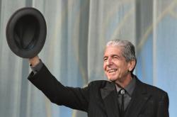 Magdaléna Lindaurová: Leonard Cohen