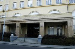 Sídlo ČSSZ v Praze na Smíchově