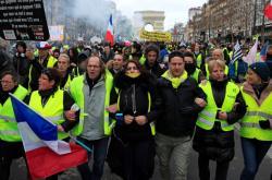 Protest žlutých vest