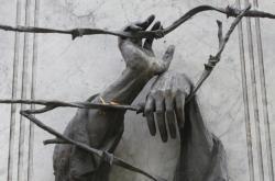 Pohřebiště politických vězňů na hřbitově v pražských Ďáblicích
