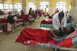 Pacienti s otravou po konzumaci pančovaného alkoholu v indickém městě Jorhat