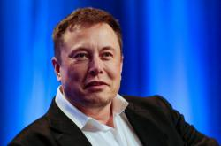 Šéf automobilky Tesla Elon Musk