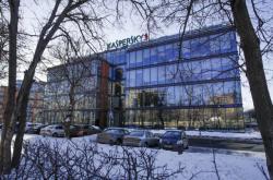Centrála Kaspersky Lab v Moskvě
