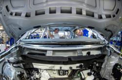 Výroba Škoda Auto