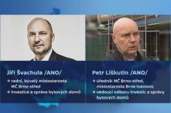 Jiří Švachula a Petr Liškutin