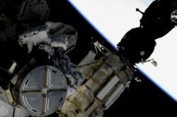 Výměna baterií na ISS