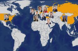 Zpravodajové ČT v zahraničí