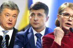 Kandidáti na prezidenta Ukrajiny