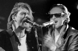 Kurt Cobain a Layne Staley