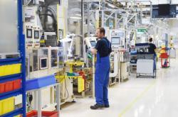 Výrobu ložisek pro automobilový průmysl