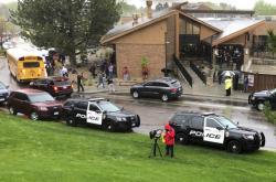 Střelba na škole v Denveru