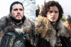 Kit Harington jako Jon Snow