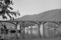 Branický most zvaný také most Inteligence